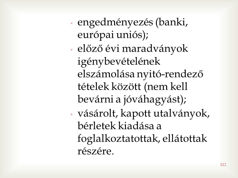 engedményezés (banki, európai uniós);