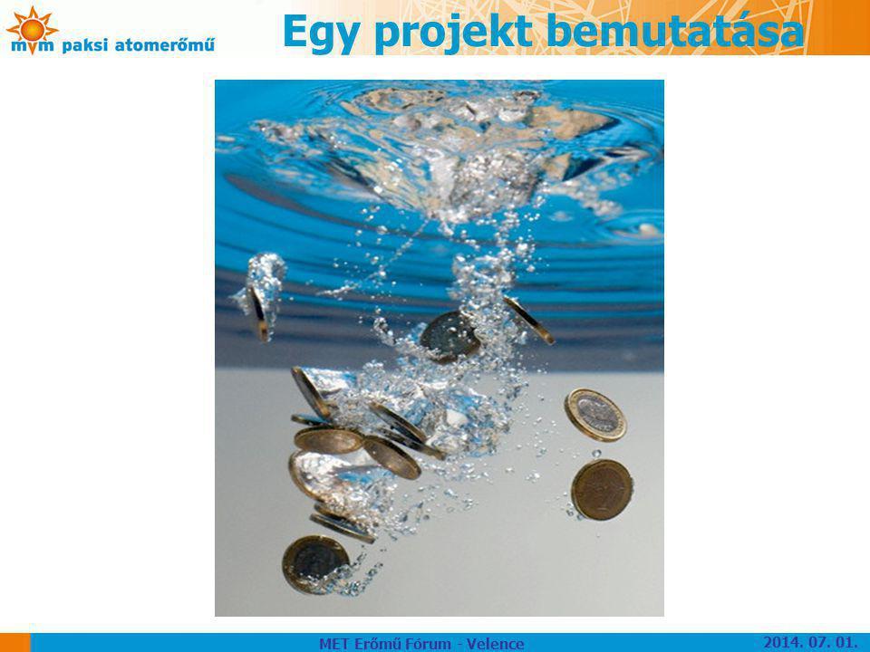 Egy projekt bemutatása