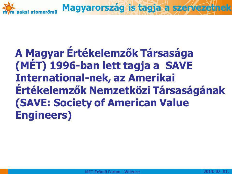 Magyarország is tagja a szervezetnek