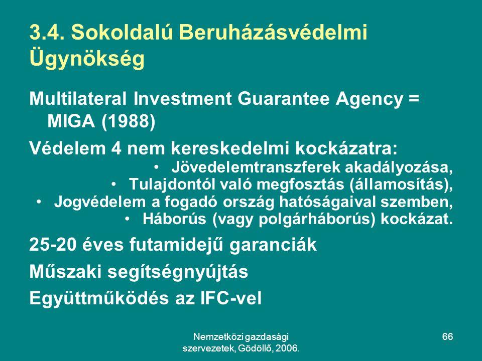 3.4. Sokoldalú Beruházásvédelmi Ügynökség