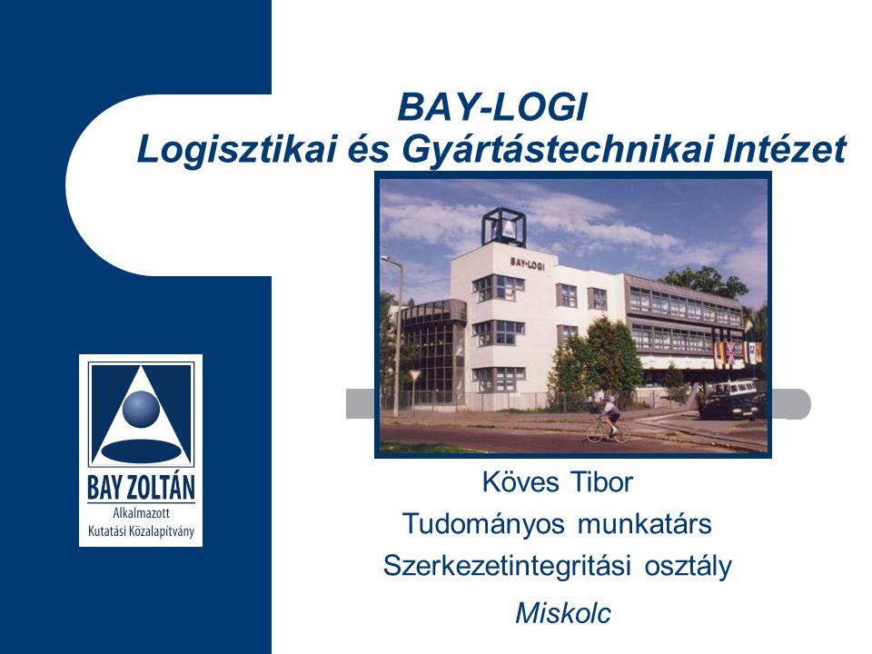 BAY-LOGI Logisztikai és Gyártástechnikai Intézet