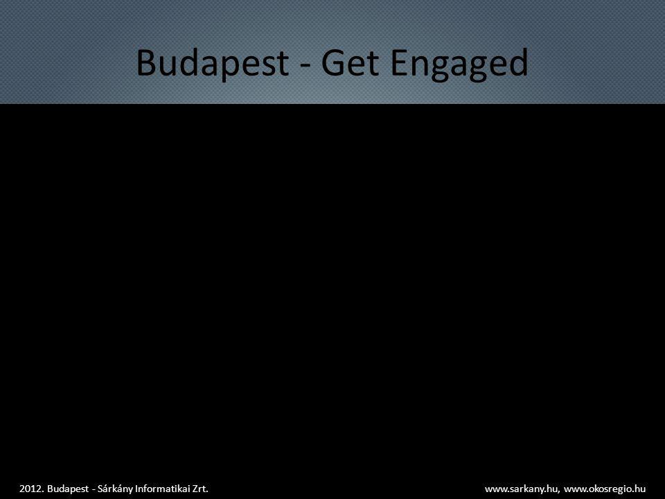Budapest - Get Engaged 2012.