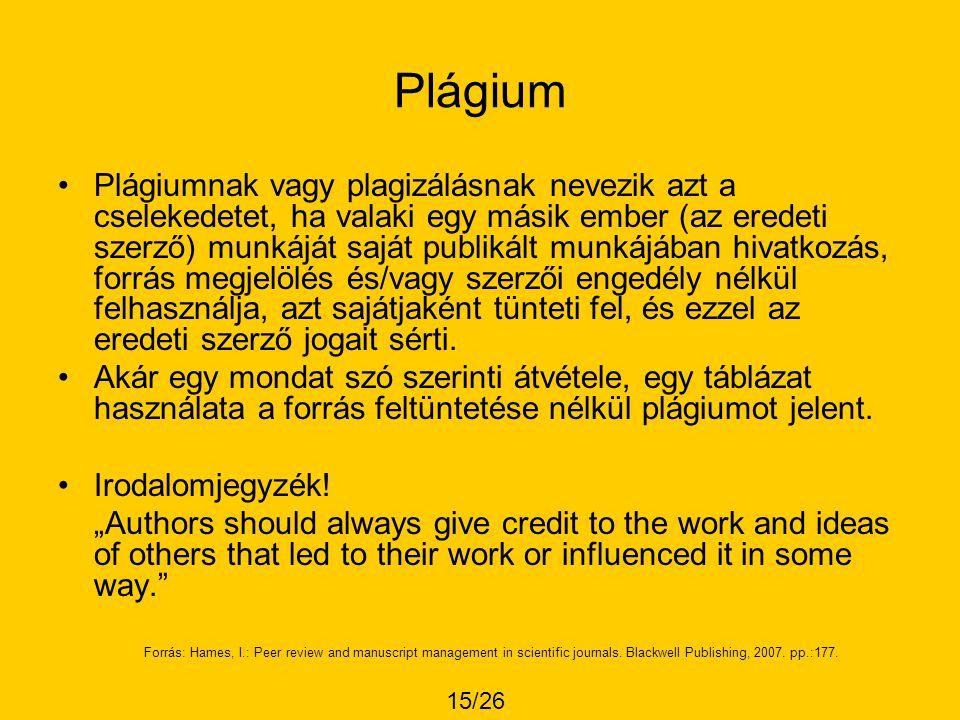 Plágium