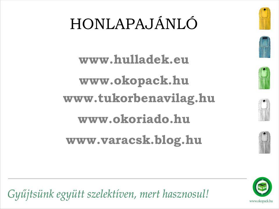 www.okopack.hu www.tukorbenavilag.hu
