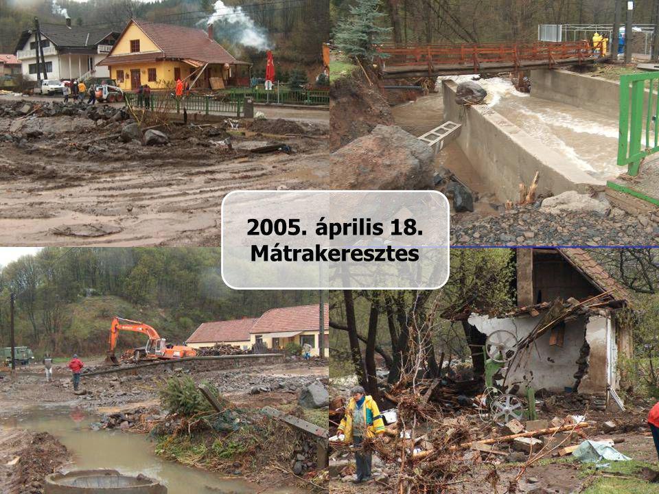 2005. április 18. Mátrakeresztes