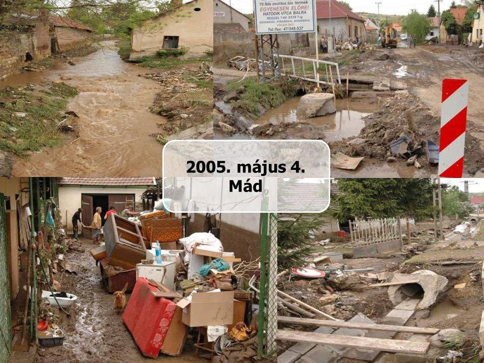 2005. május 4. Mád 9