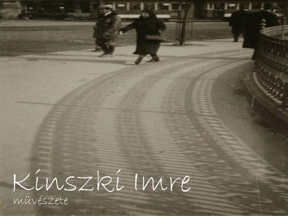 Kinszki's art Kinszki Imre müvészete