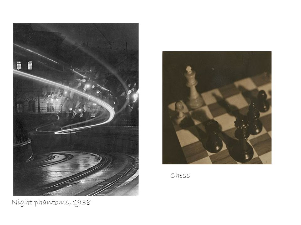 Chess Night phantoms, 1938