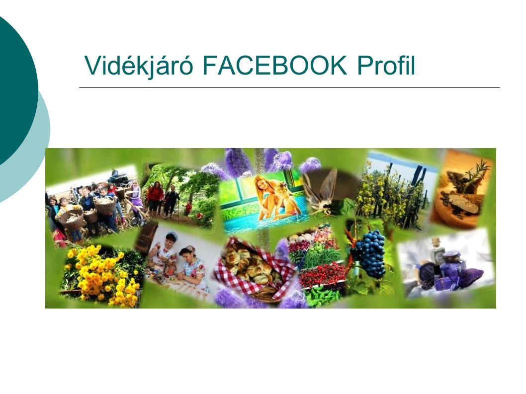 Vidékjáró FACEBOOK Profil
