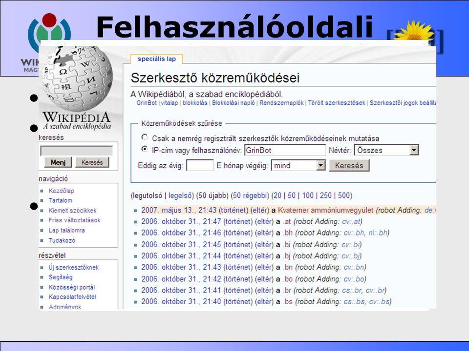 Felhasználóoldali programozás