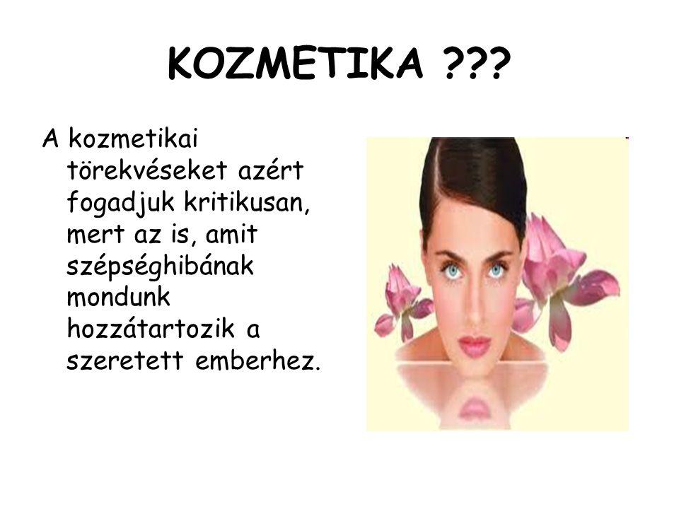 KOZMETIKA .