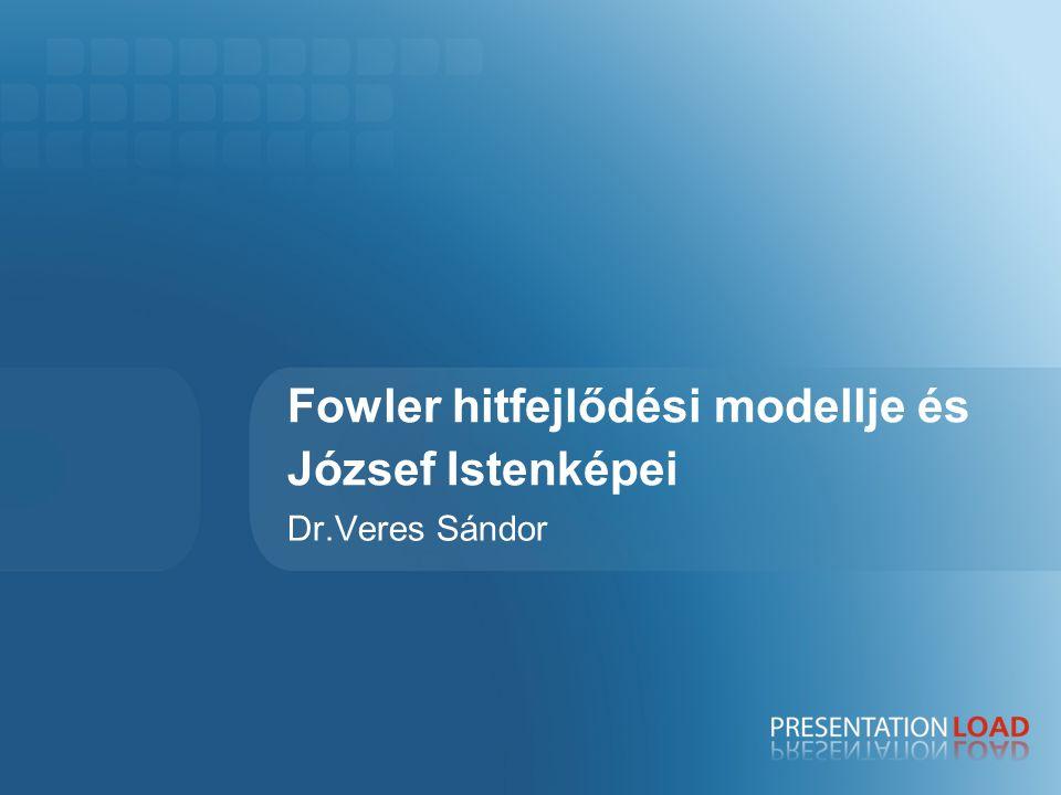 Fowler hitfejlődési modellje és József Istenképei