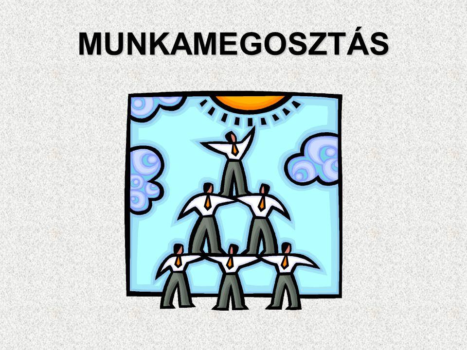 MUNKAMEGOSZTÁS