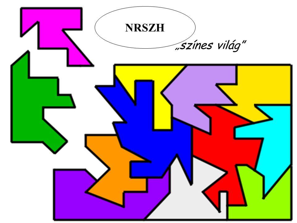 """NRSZH """"színes világ"""