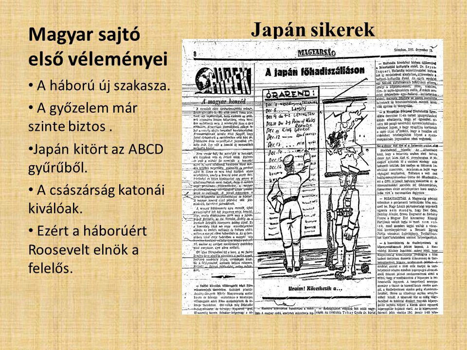 Magyar sajtó első véleményei