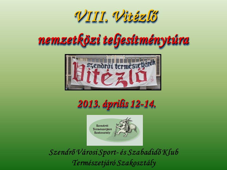 Szendrő Városi Sport- és Szabadidő Klub Természetjáró Szakosztály