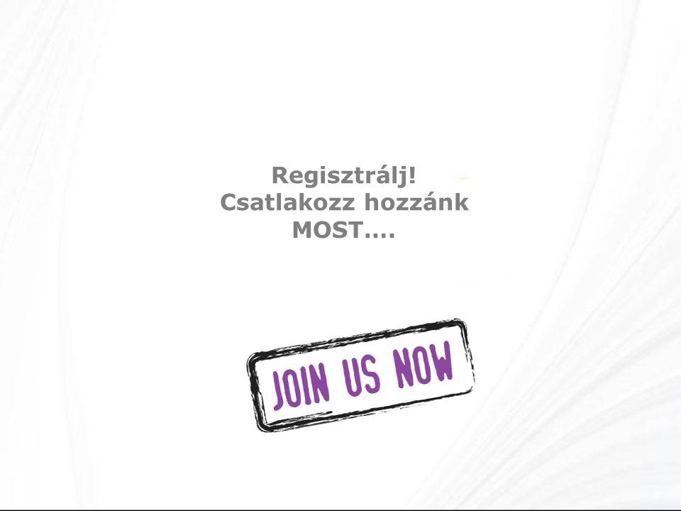 Csatlakozz hozzánk MOST….