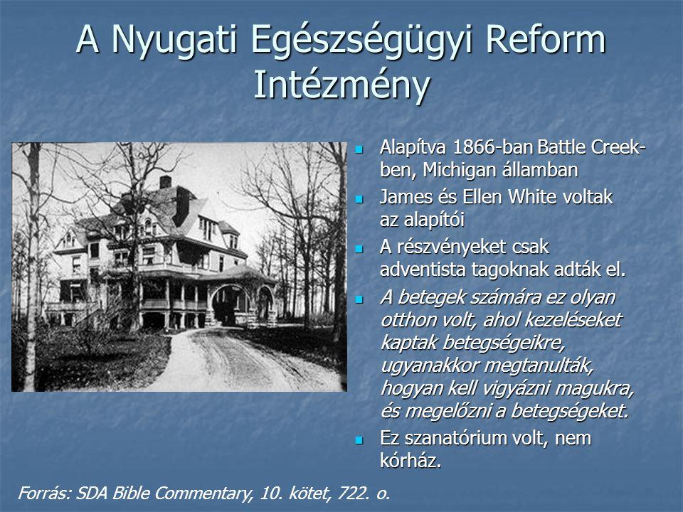 A Nyugati Egészségügyi Reform Intézmény