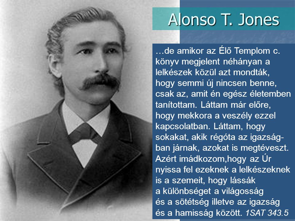 Alonso T. Jones
