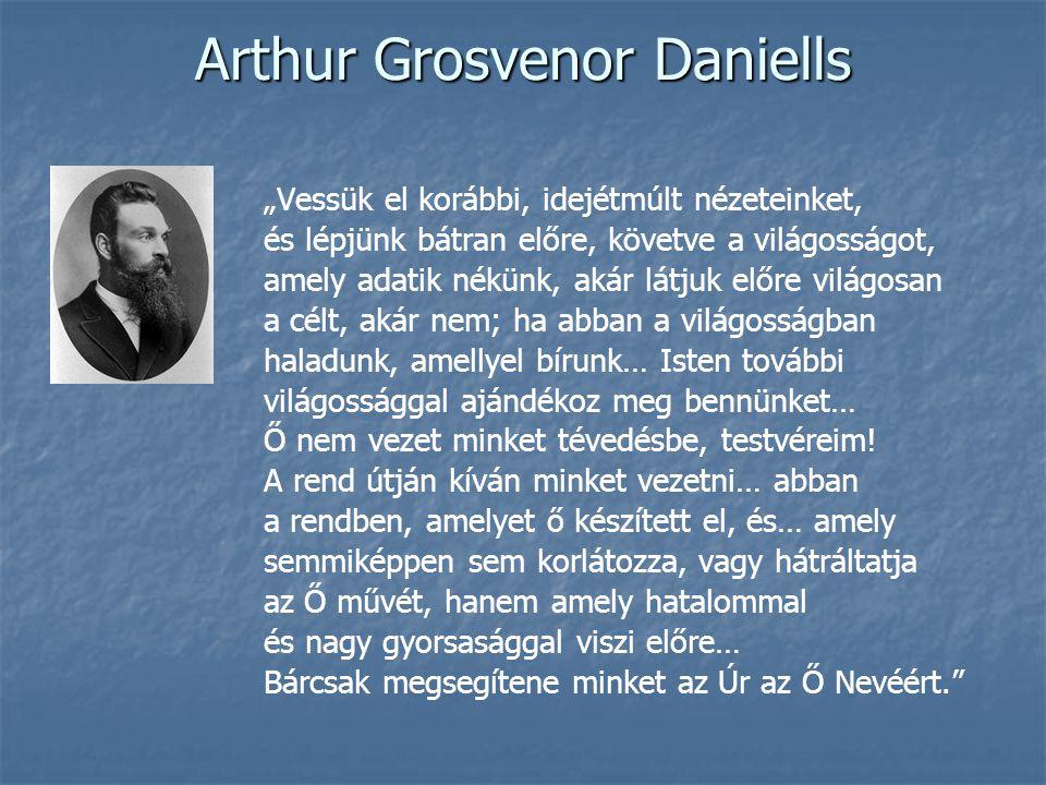 Arthur Grosvenor Daniells