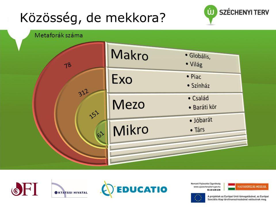 Makro Exo Mezo Mikro Közösség, de mekkora Globális, Világ Piac