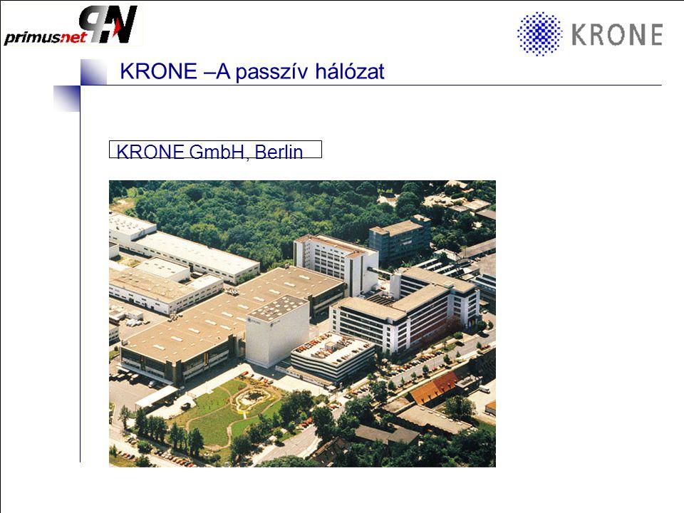 KRONE GmbH, Berlin