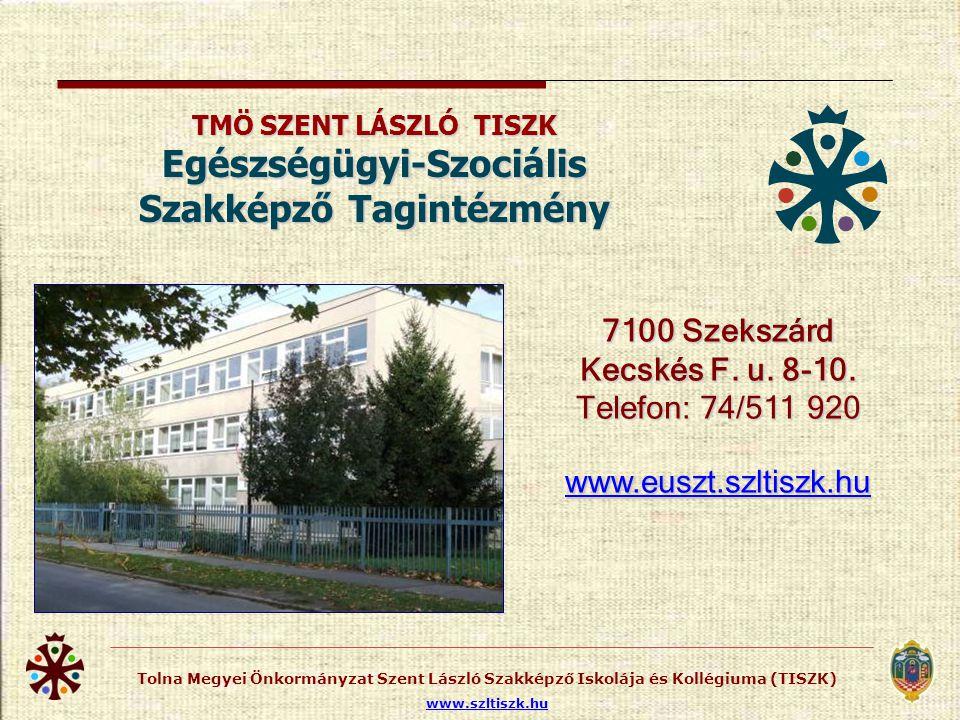 Szent László Szakképző Iskola Székhely Intézmény