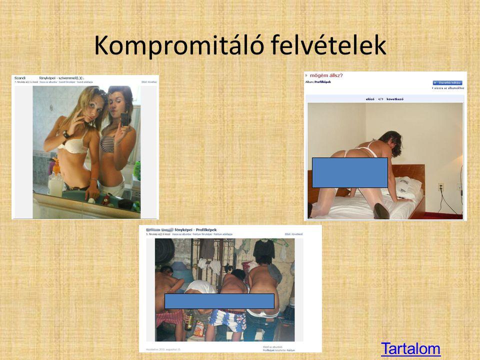 Kompromitáló felvételek