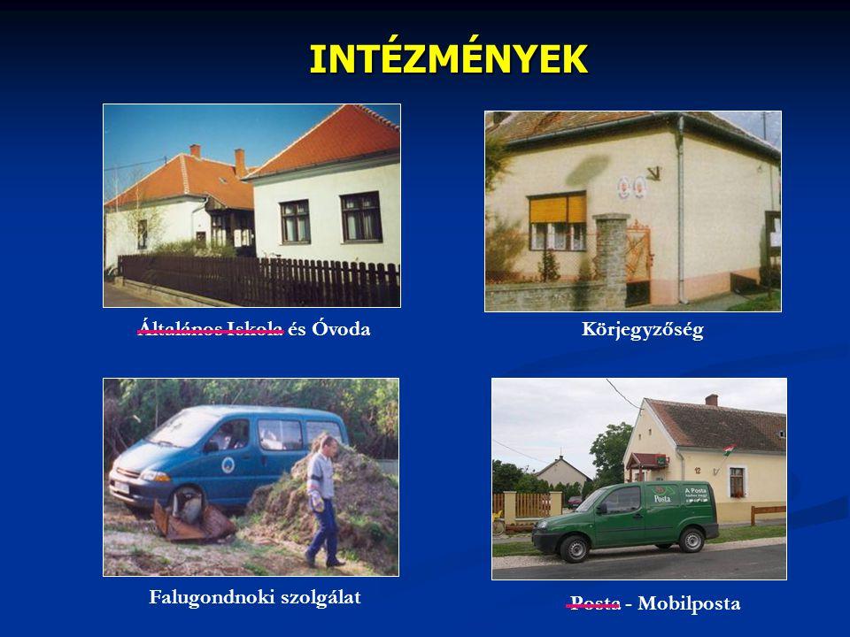 Általános Iskola és Óvoda Falugondnoki szolgálat