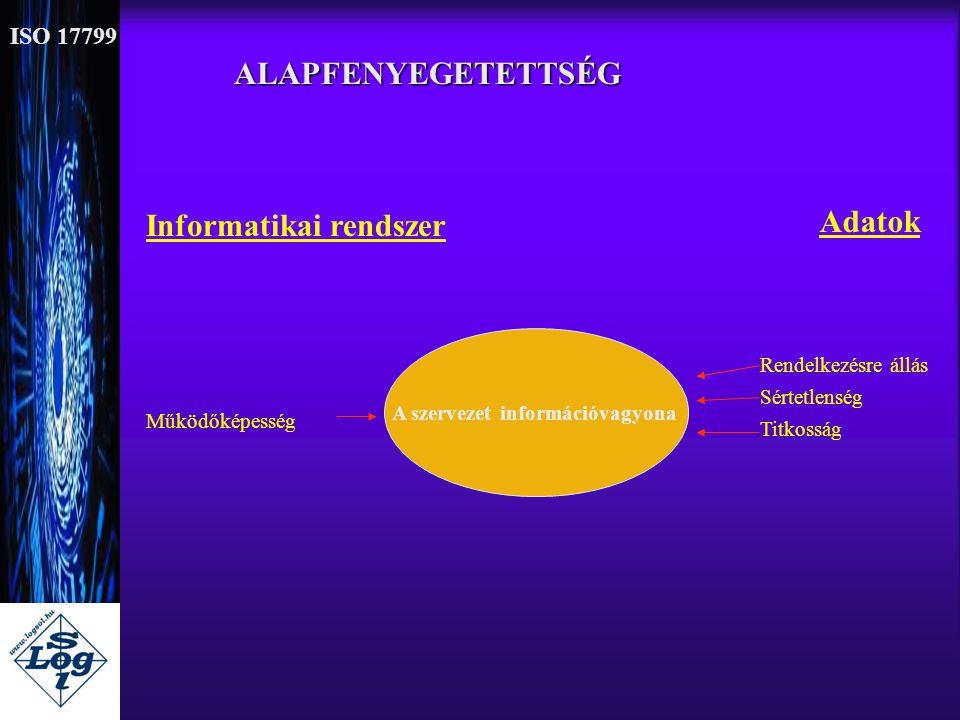 A szervezet információvagyona