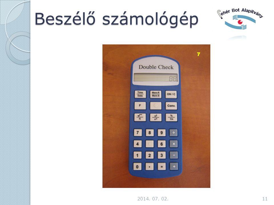 Beszélő számológép 2017.04.03.