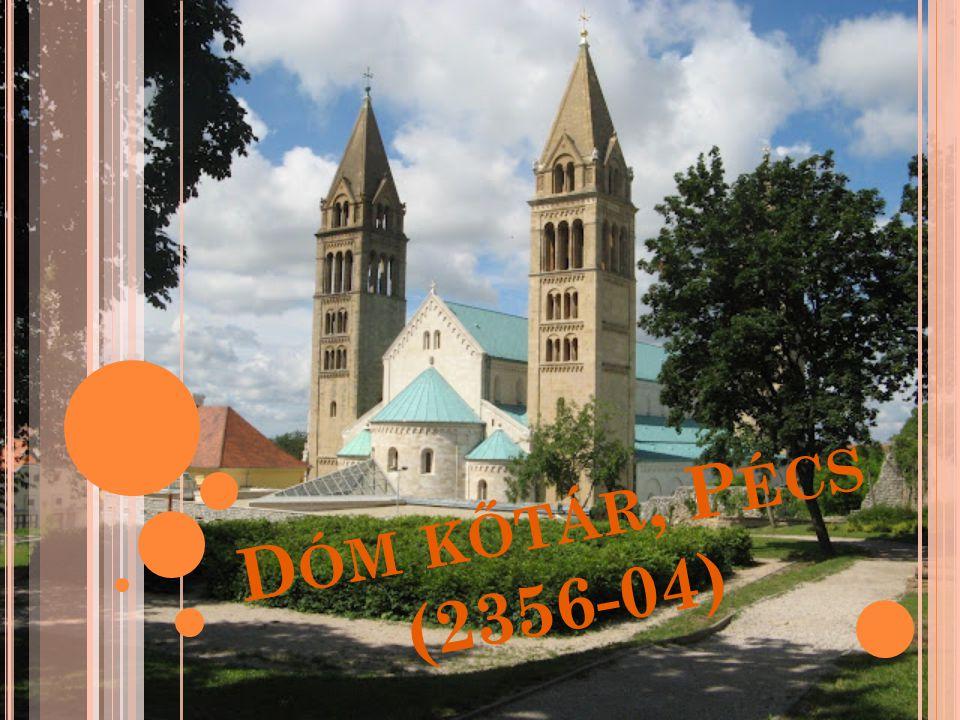 Dóm kőtár, Pécs (2356-04)