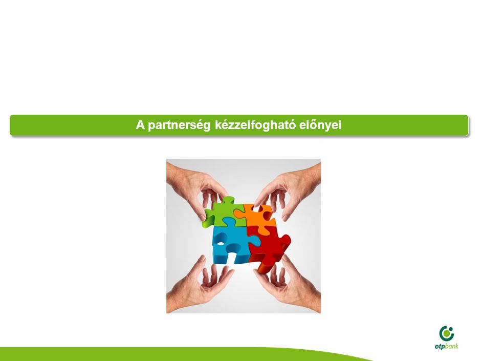 Hitelcélnak megfelelő finanszírozási megoldás biztosítása
