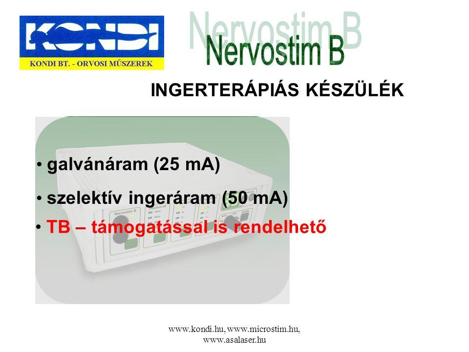 TB – támogatással is rendelhető