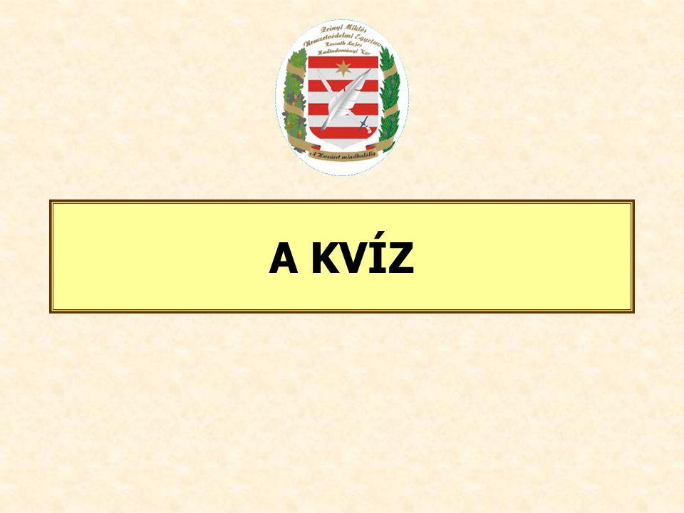 A KVÍZ