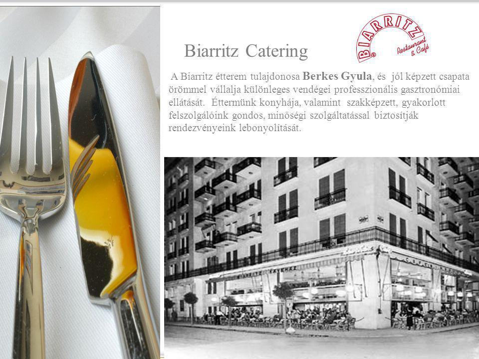 Biarritz Catering