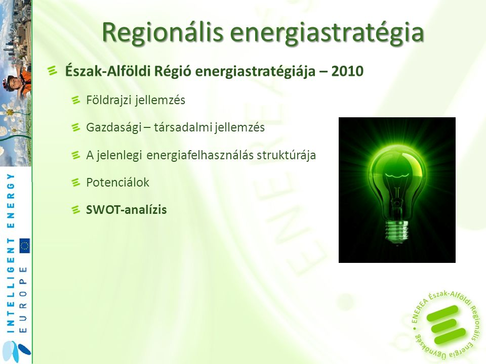 Regionális energiastratégia