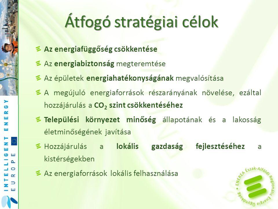 Átfogó stratégiai célok