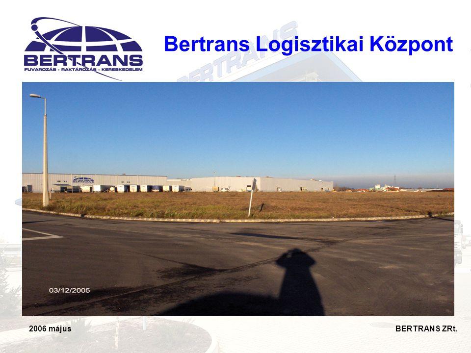 Bertrans Logisztikai Központ