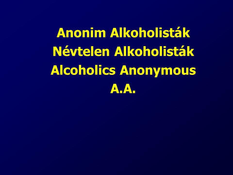 Névtelen Alkoholisták
