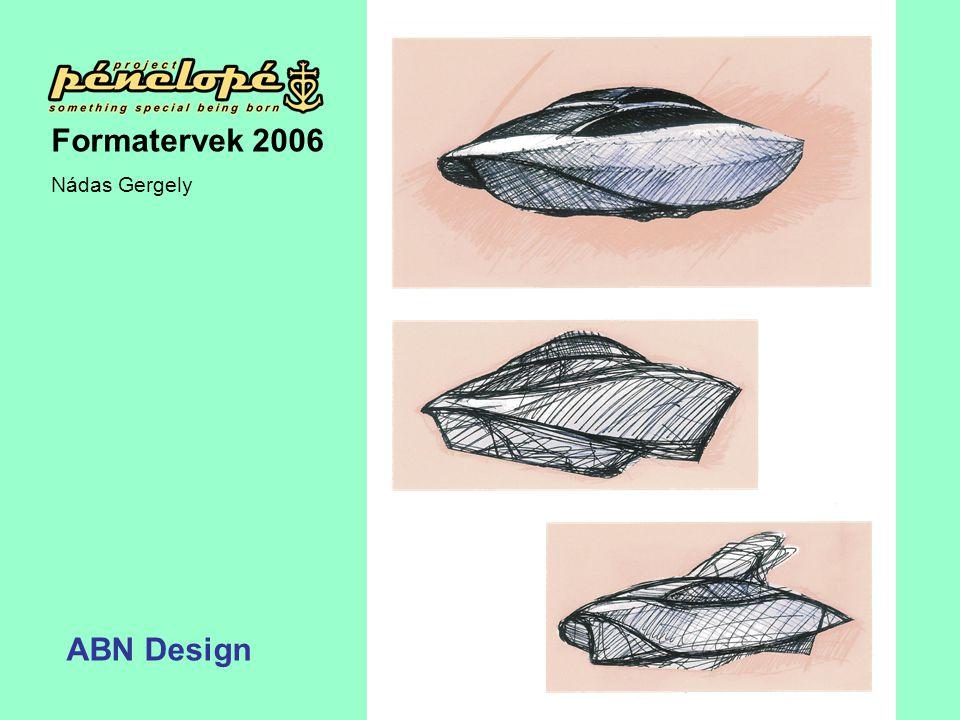 Formatervek 2006 Nádas Gergely ABN Design