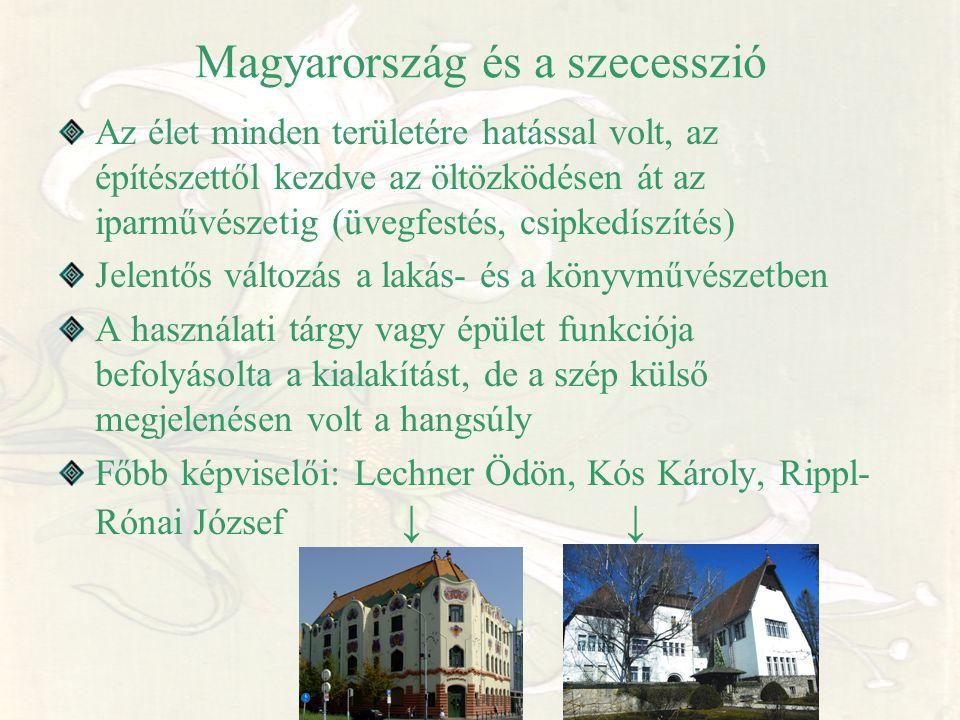 Magyarország és a szecesszió