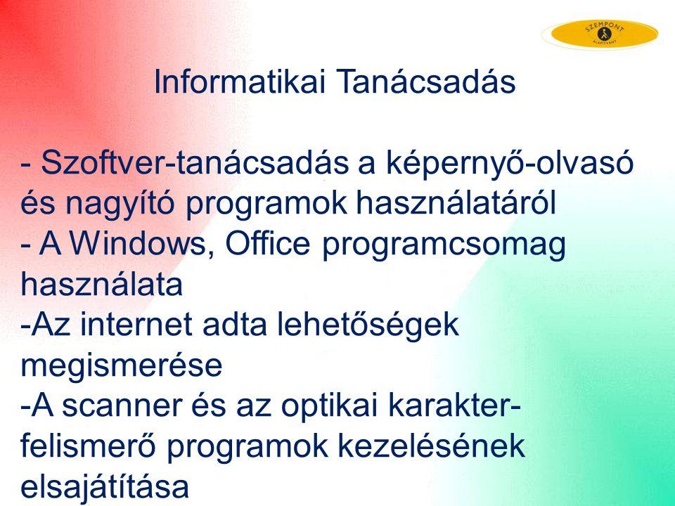 Informatikai Tanácsadás