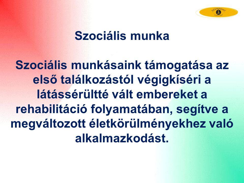 Szociális munka