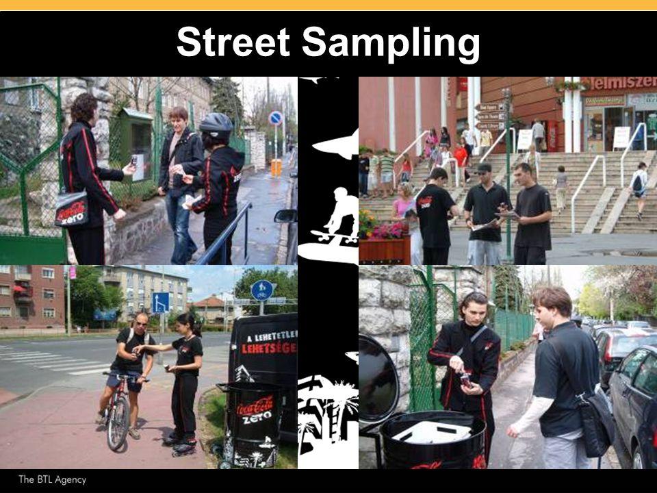 Street Sampling