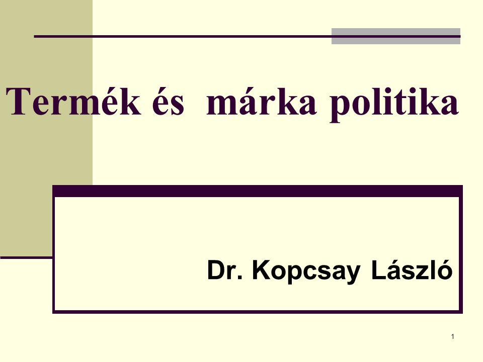Termék és márka politika