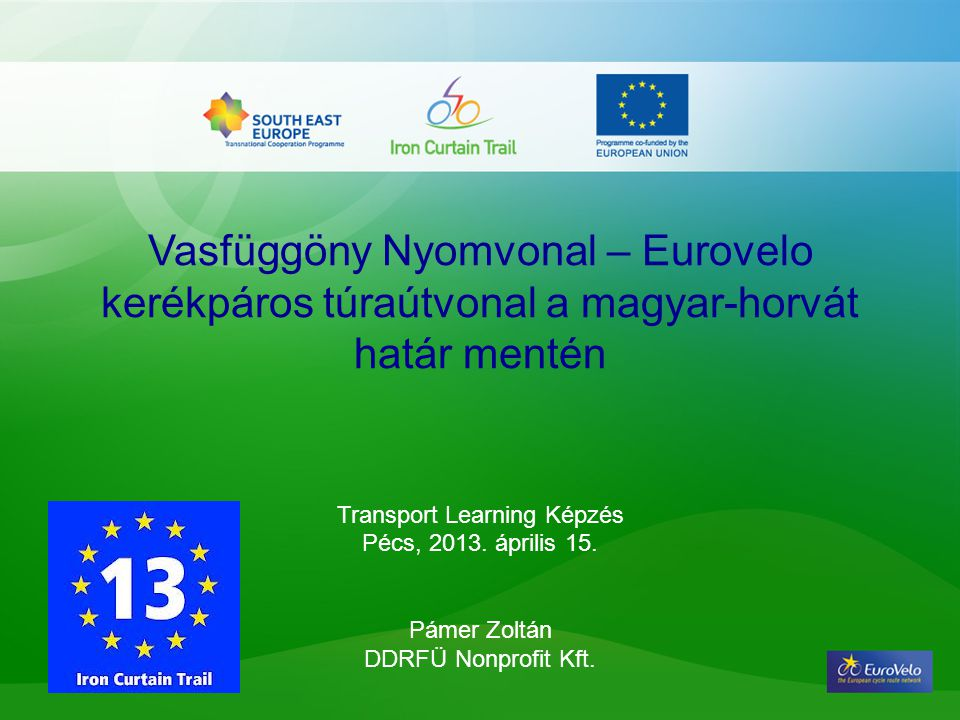 Transport Learning Képzés
