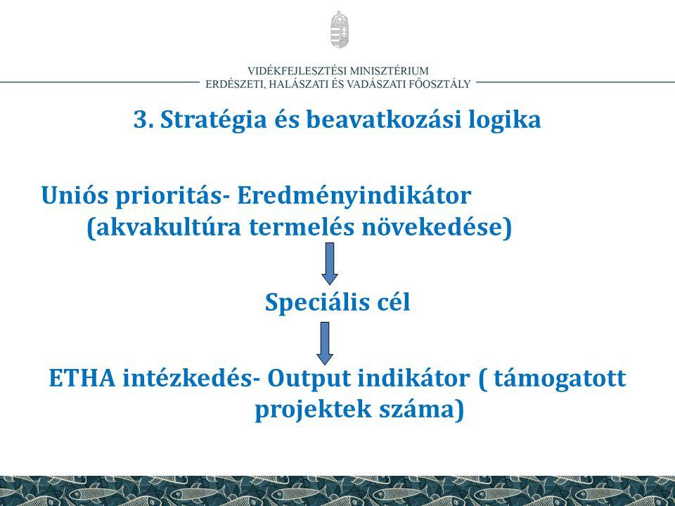 3. Stratégia és beavatkozási logika