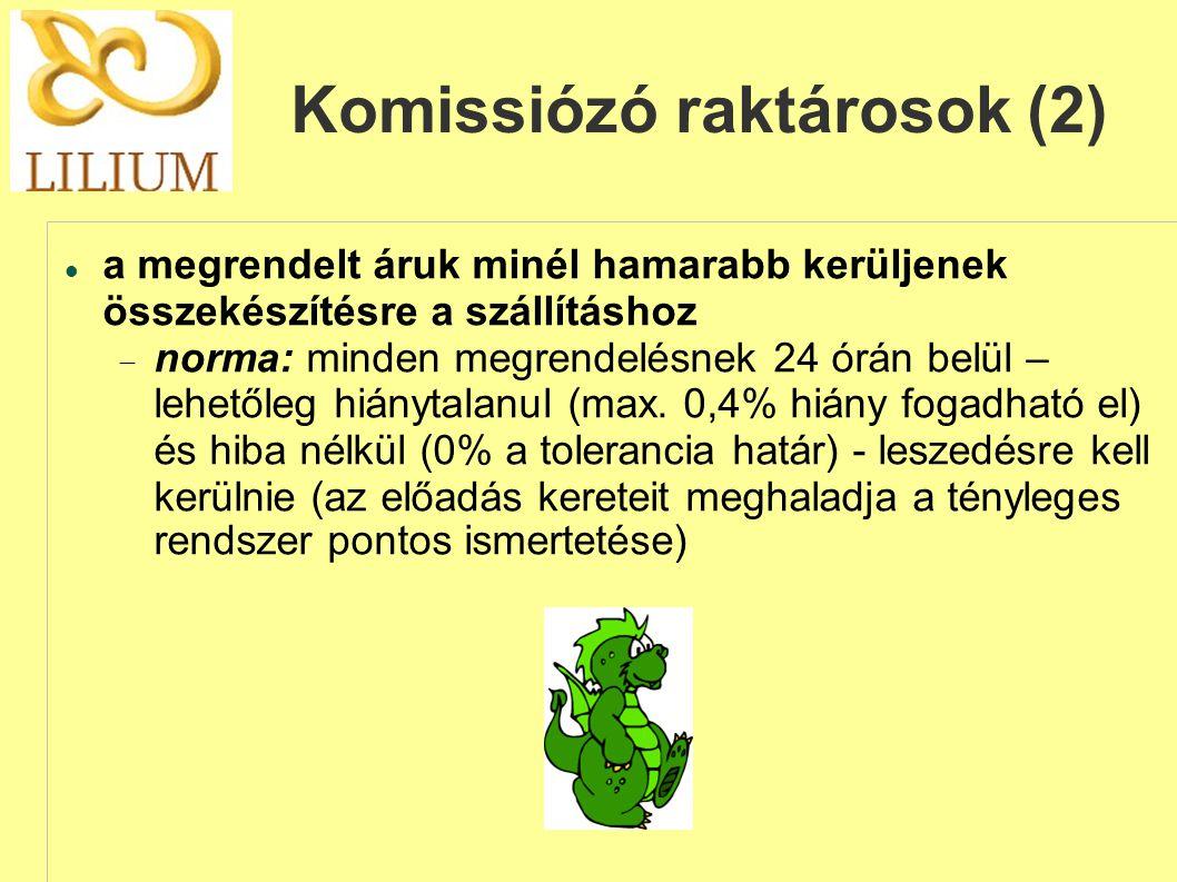 Komissiózó raktárosok (2)