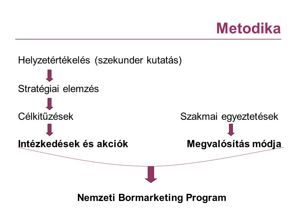 Nemzeti Bormarketing Program